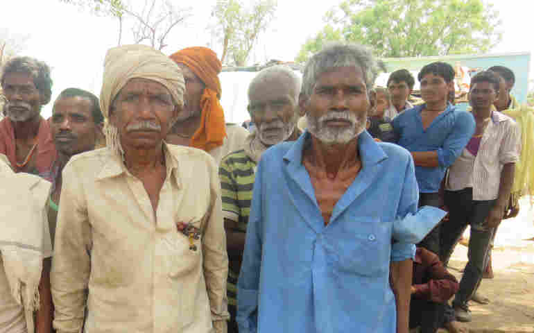 Difficult Days for Bundelkhand